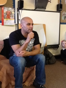 Curtis starts working with morning Nursery